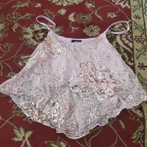 Rue 21 sparkles top